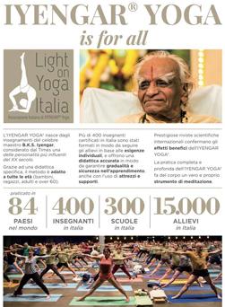 Manifesto yoga Iyengar