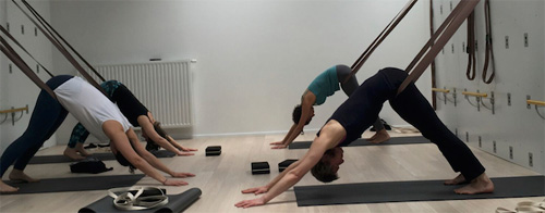 Yoga Wall Training 2017