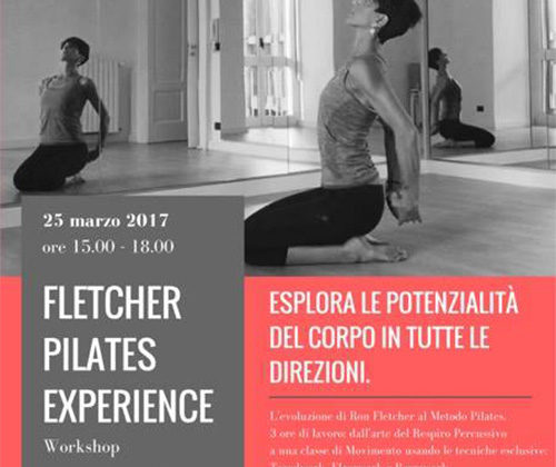 Workshop Pilates Fletcher 2017