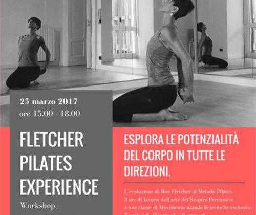 Workshop Pilates Fletcher 2017
