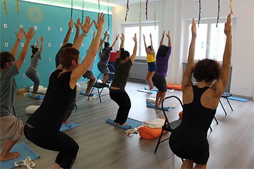 Yoga Iyengar Tite Workshop